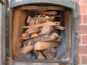 Как правильно топить дровами