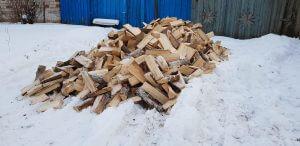 Отзыв на дрова сухостой